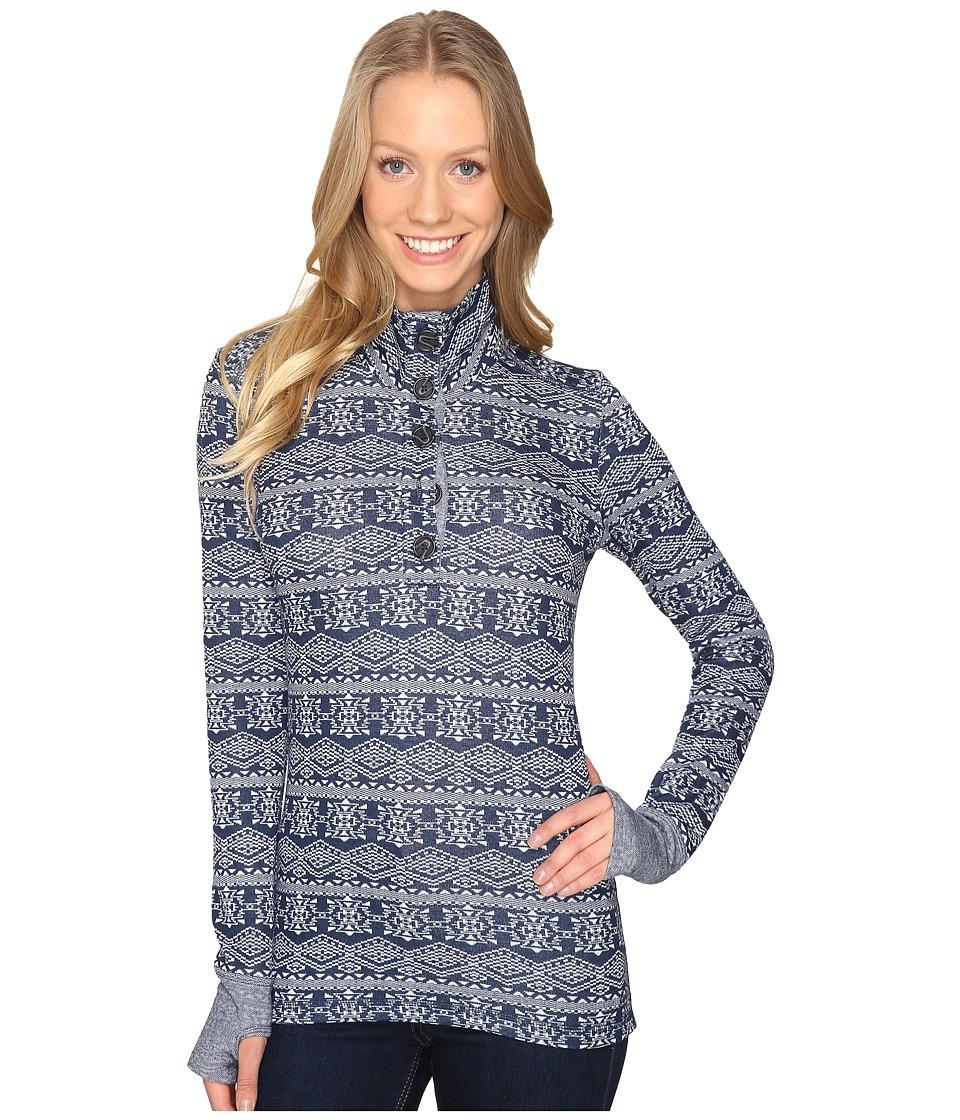 KAVU - Lopez (Navy) Women's Clothing