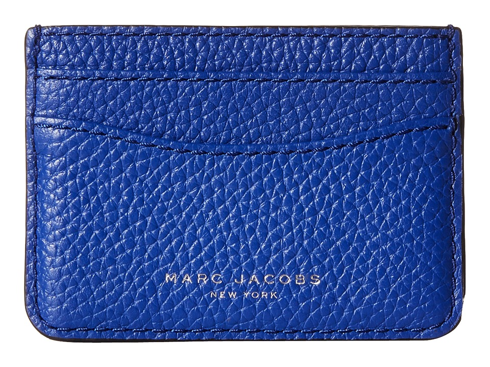 Marc Jacobs - Gotham Card Case (Cobalt Blue) Credit card Wallet