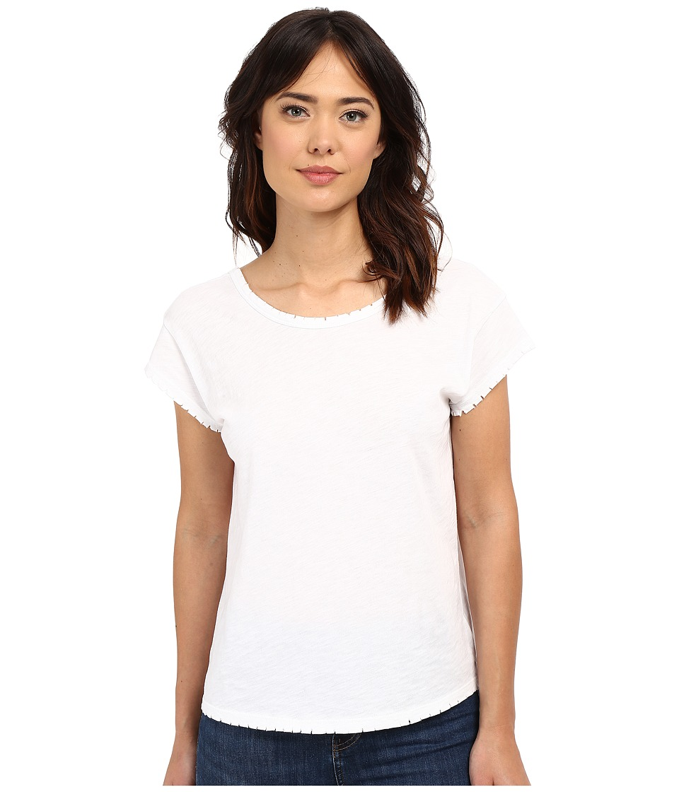 Joe's Jeans - Laudes Tee (White) Women's T Shirt