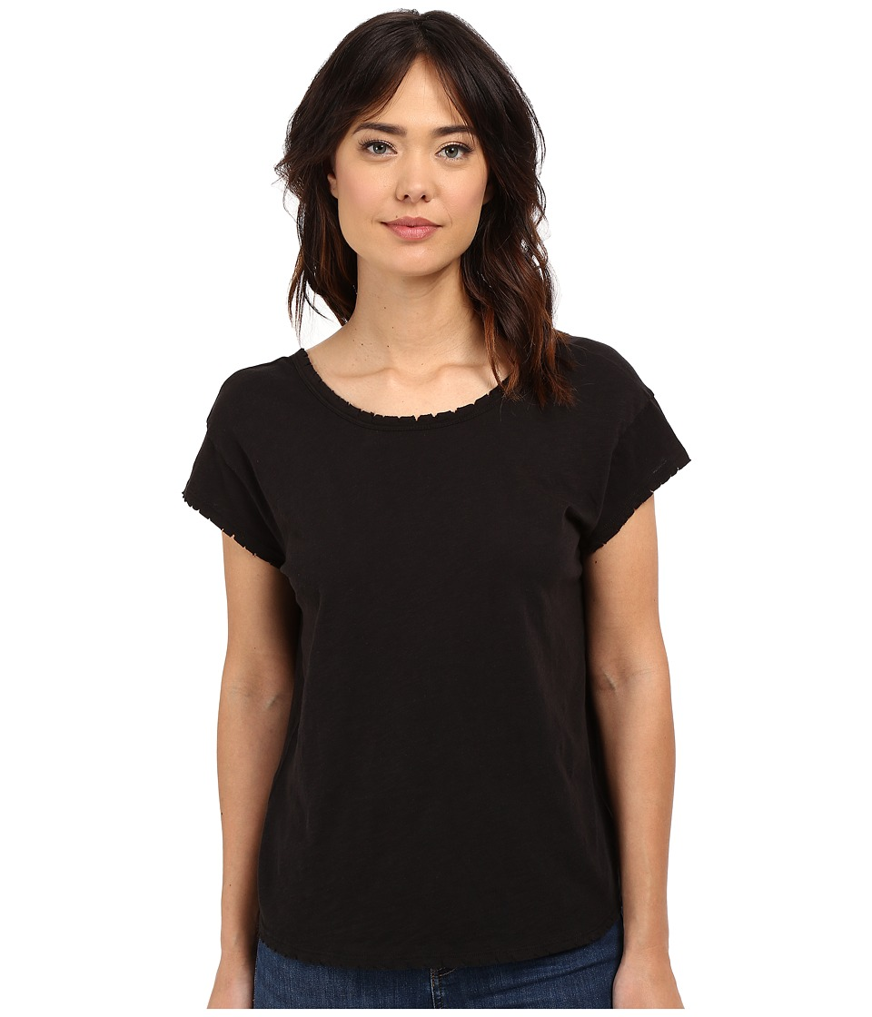 Joe's Jeans - Laudes Tee (Black) Women's T Shirt