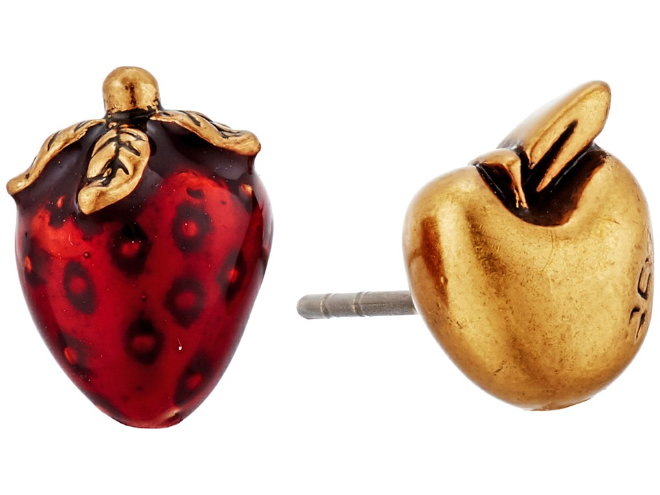 Marc Jacobs - Fruit Studs Earrings (Chili Pepper) Earring