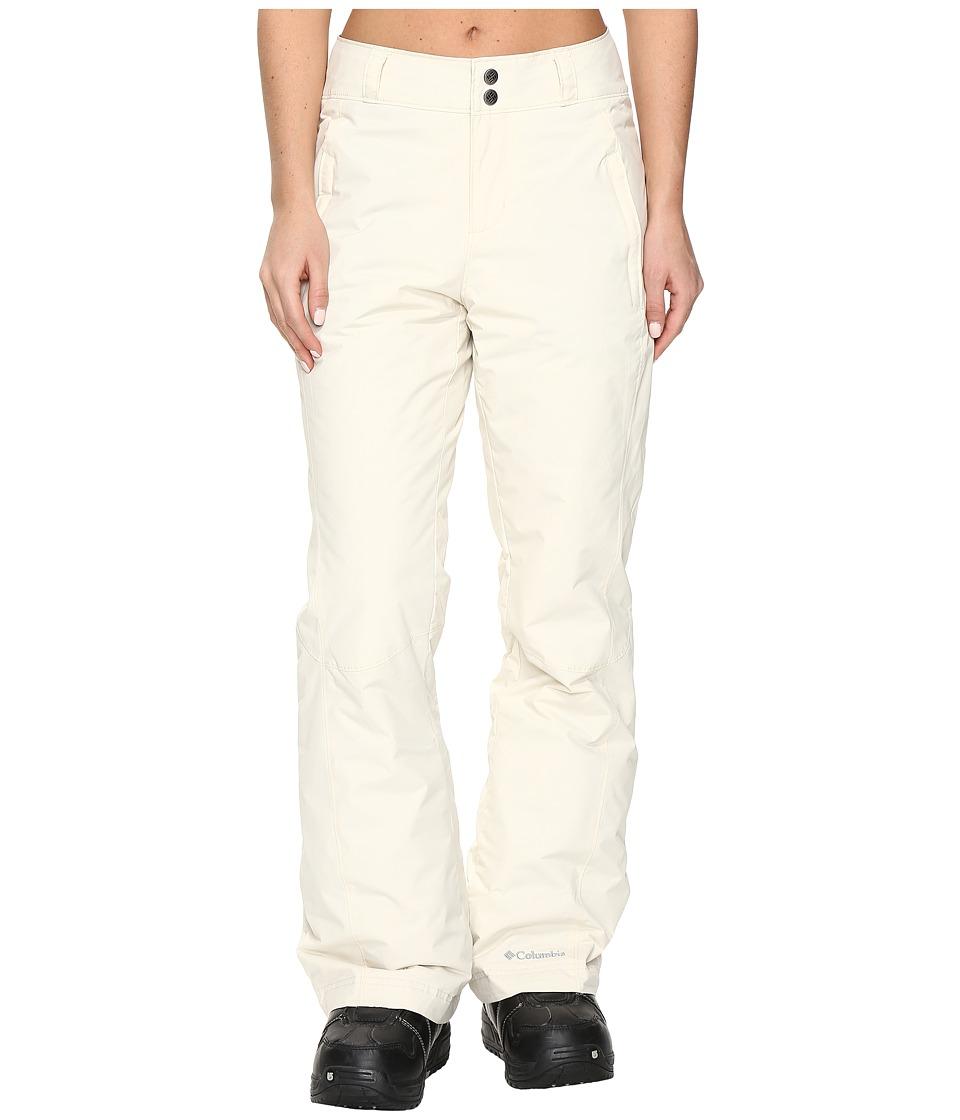Columbia - Modern Mountain 2.0 Pants (Chalk) Women's Casual Pants