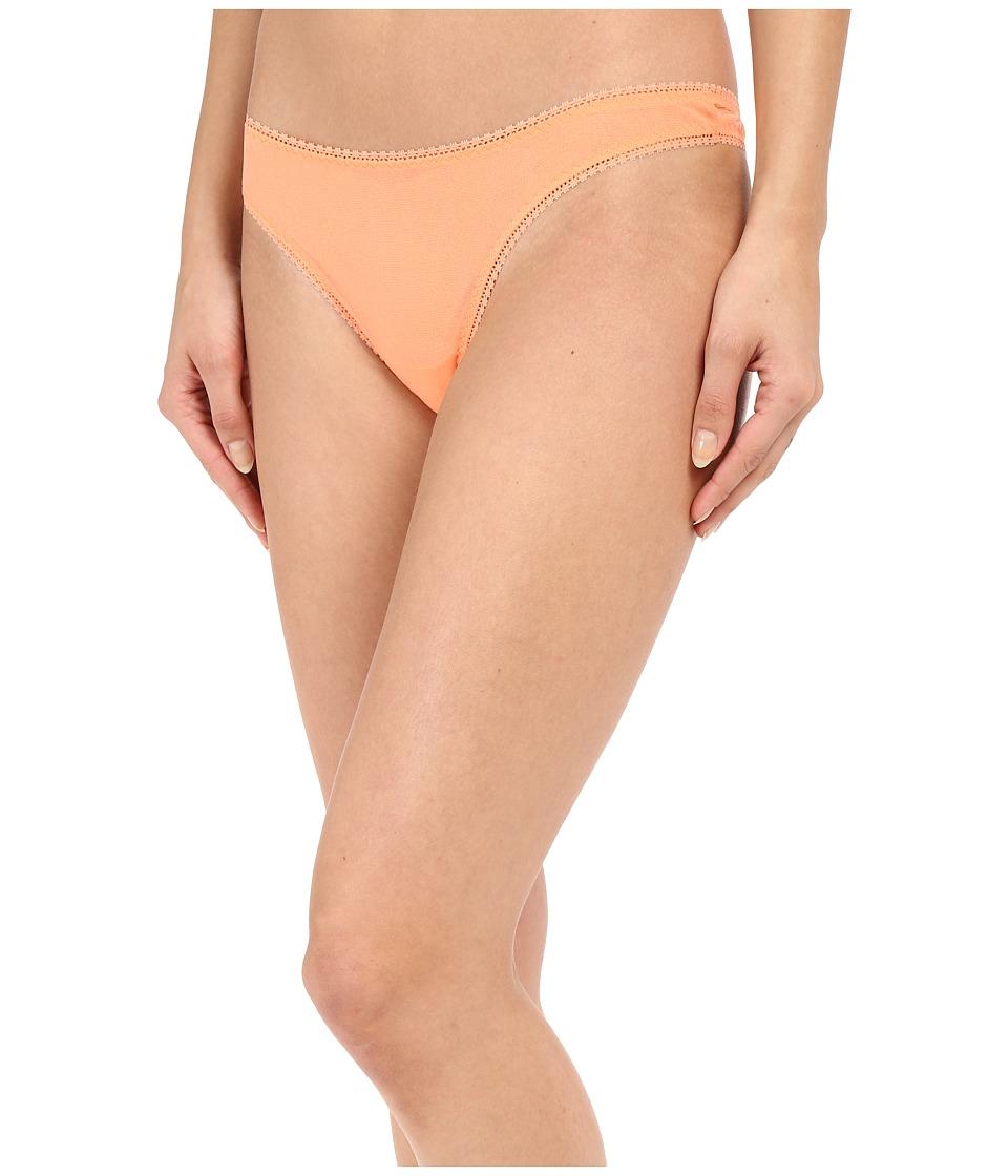 OnGossamer - Gossamer Mesh Hip G Thong 3522 (Melon) Women's Underwear