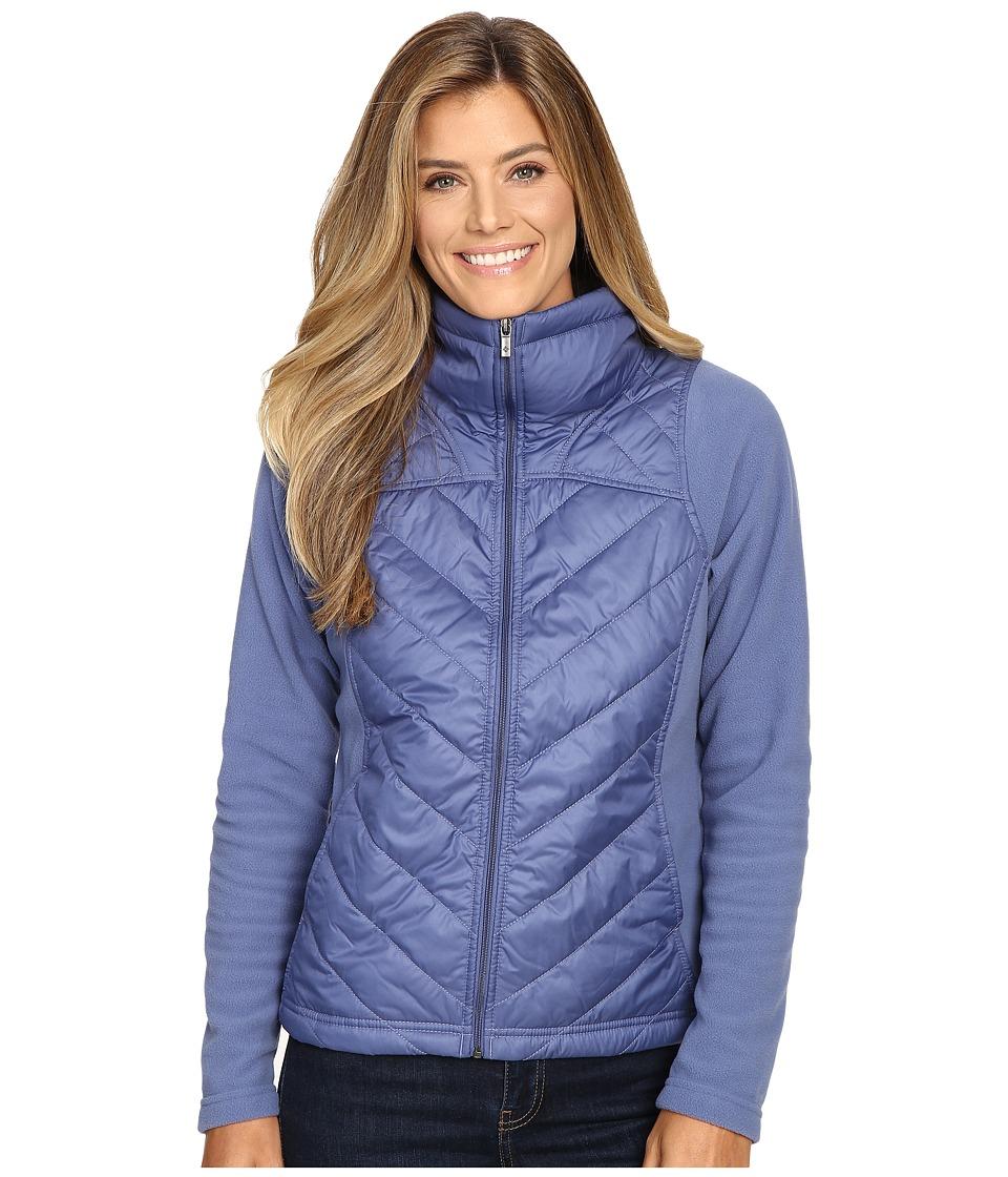 Columbia - Mix It Around Full Zip (Bluebell) Women's Coat
