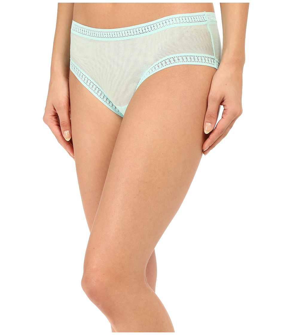 OnGossamer - Gossamer Mesh Boyshort (Mint) Women's Underwear