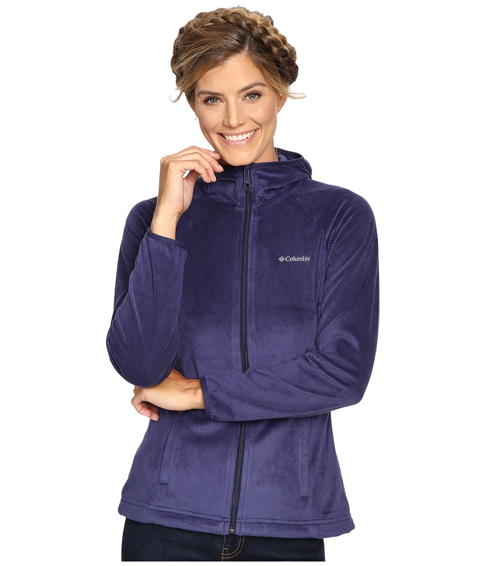 Columbia - Cozy Cove Full-Zip Hoodie (Nightshade) Women's Coat