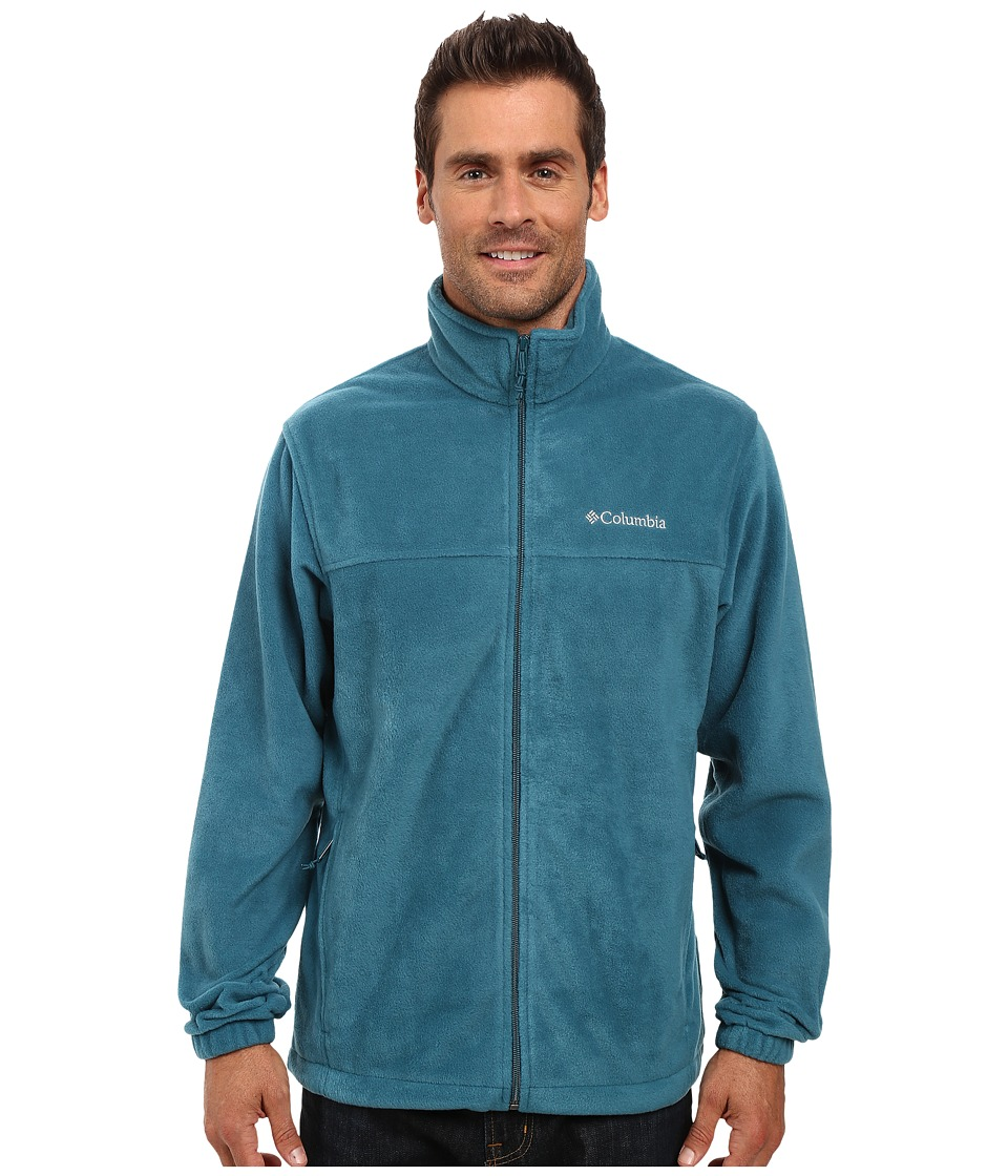 Columbia - Steens Mountain Full Zip 2.0 (Deep Water) Men's Coat