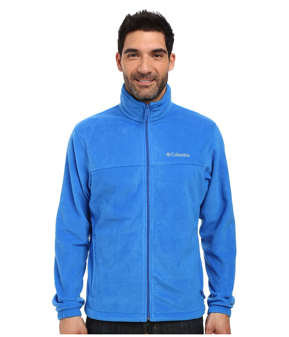 Columbia - Steens Mountain Full Zip 2.0 (Super Blue) Men's Coat