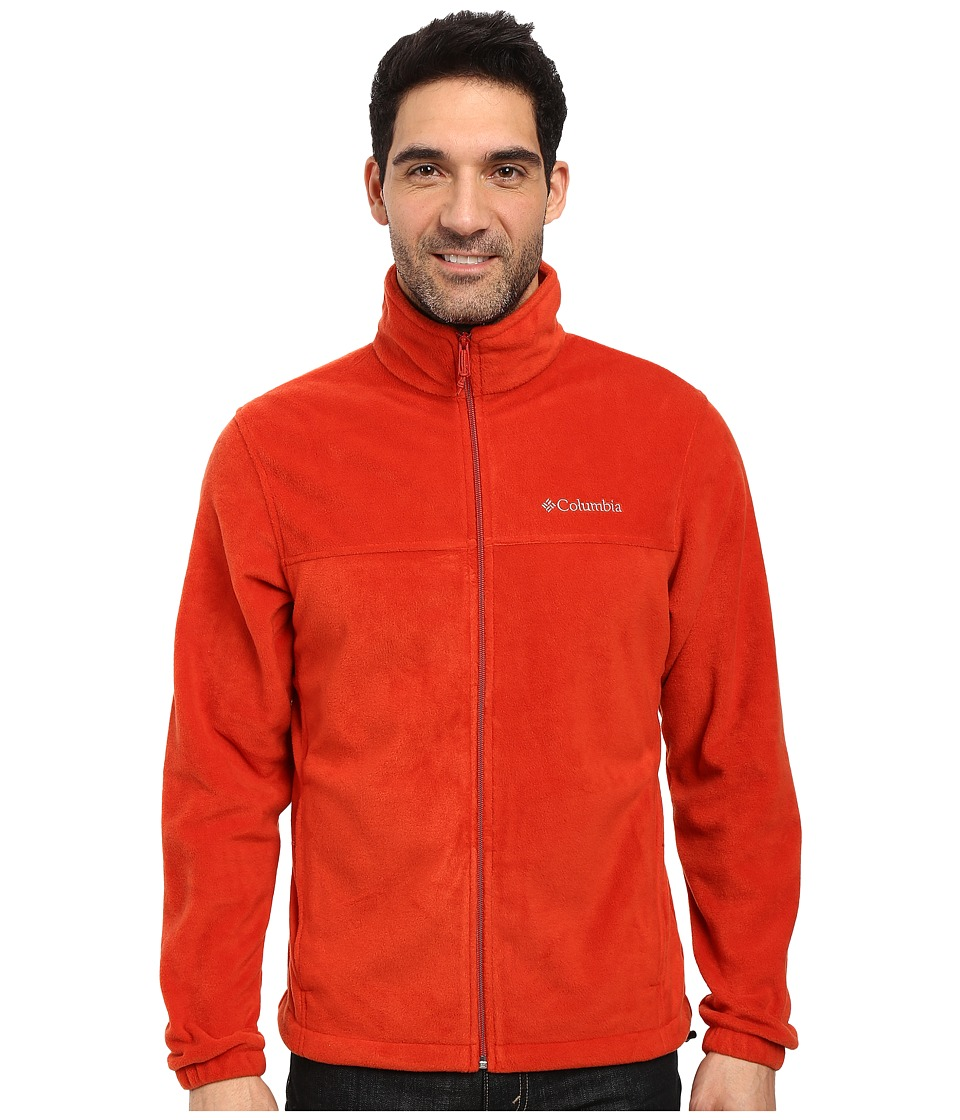 Columbia - Steens Mountain Full Zip 2.0 (Rust Red) Men's Coat