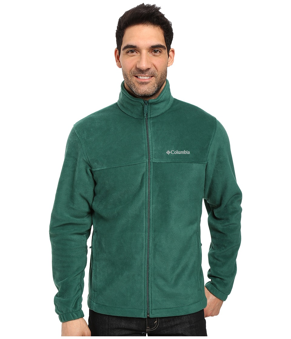 Columbia - Steens Mountain Full Zip 2.0 (Wildwood Green) Men's Coat