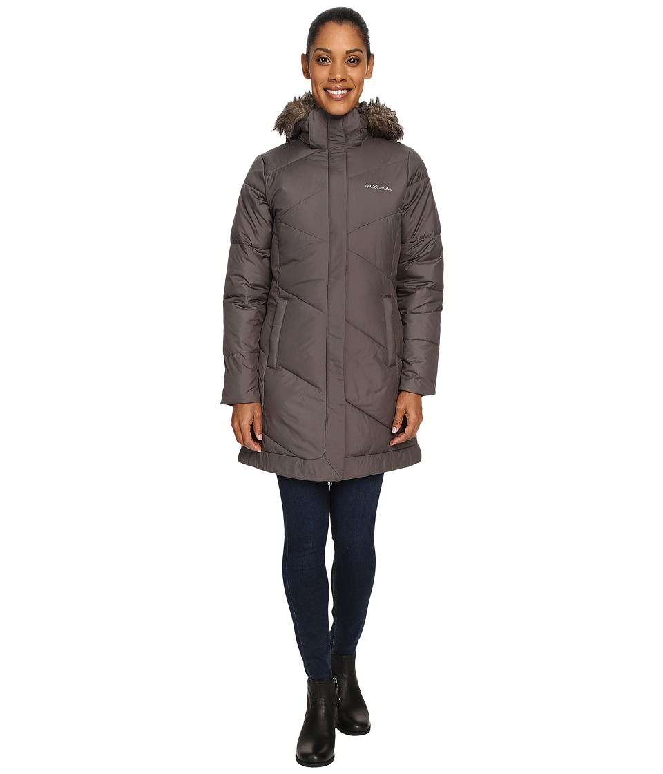 Columbia - Snow Eclipse Mid Jacket (Mineshaft) Women's Coat