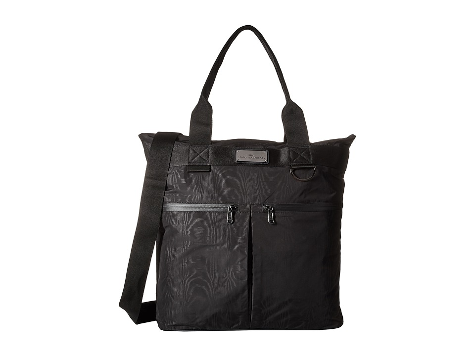 adidas by Stella McCartney - Big Sports Bag (Black/Black) Bags