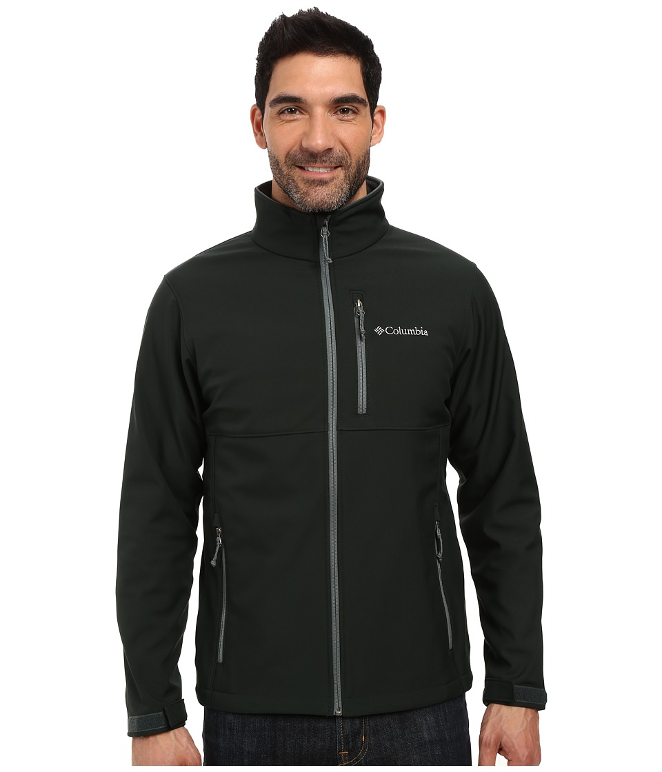 Columbia - Ascender Softshell Jacket (Deep Woods) Men