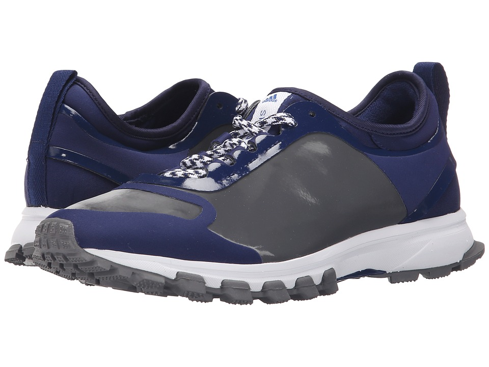 adidas by Stella McCartney Adizero Xt Granite-Dark Blue-Dark Blue Womens Running Shoes