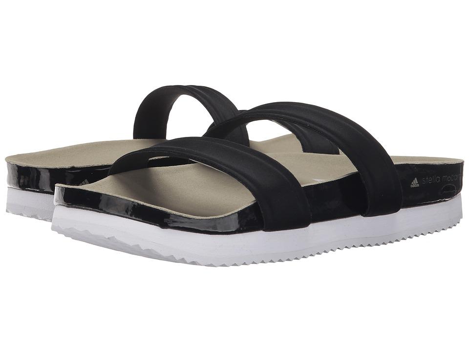 adidas by Stella McCartney - Diadophis (Black) Women's Sandals