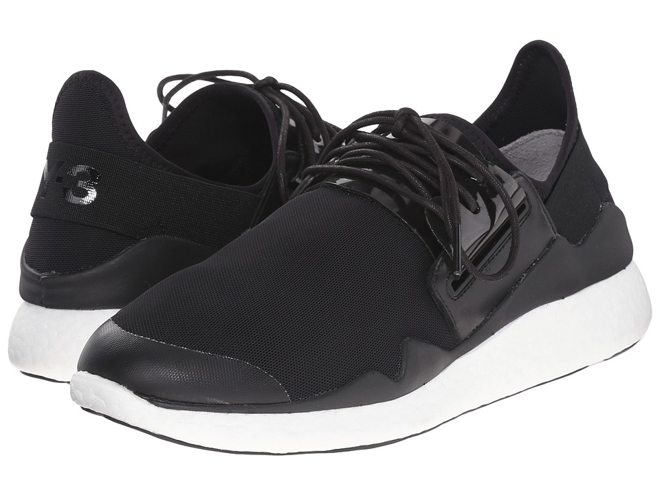 adidas Y-3 by Yohji Yamamoto - Chimu Boost (Core Black/Core Black/White) Women's Lace up casual Shoes