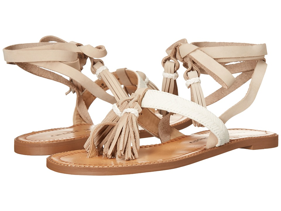 Chinese Laundry - Giordana (Cream Leather) Women's Sandals