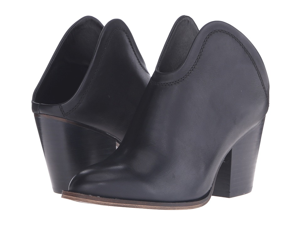 Chinese Laundry - Kelso (Black Lustre Leather) Women's Pull-on Boots
