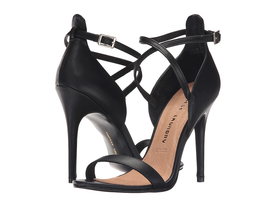 Chinese Laundry Lavelle (Black Soft Calf) High Heels