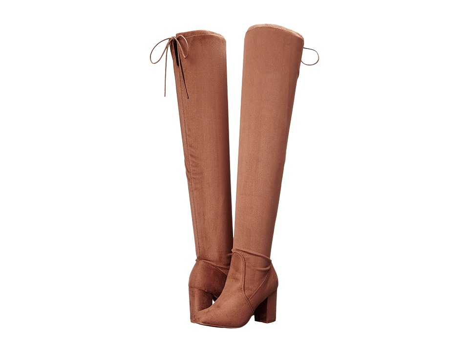 Chinese Laundry Kiara (Camel Suedette) Women