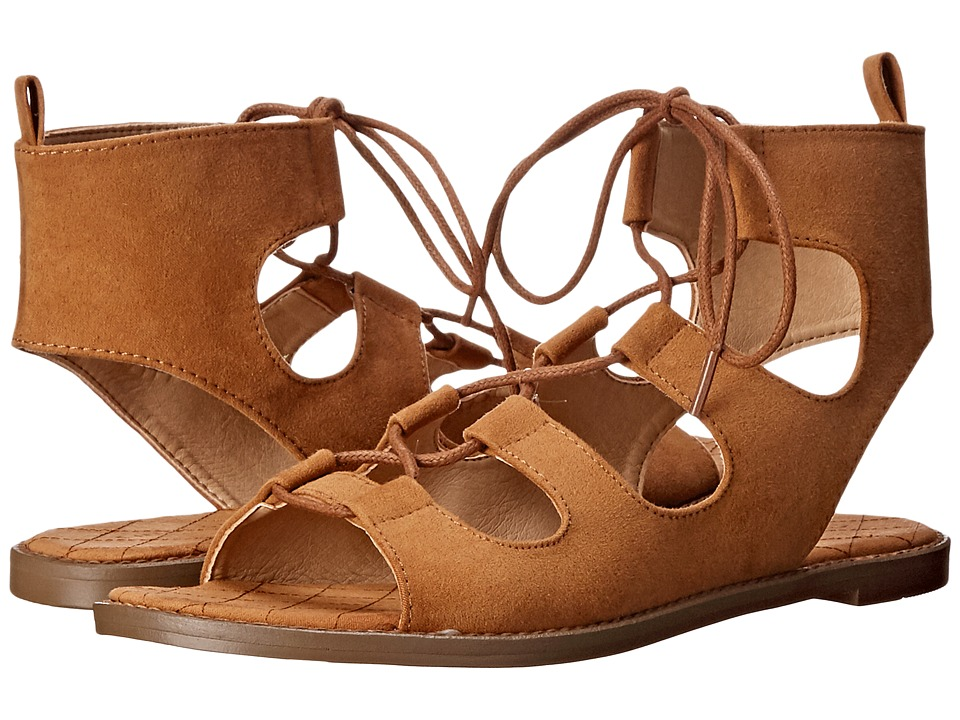 Chinese Laundry Guess Who (Cocoa Micro Suede) Women