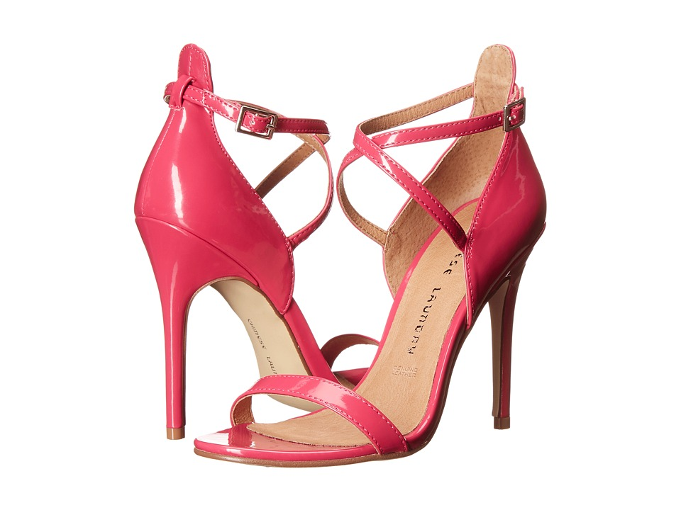 Chinese Laundry Lavelle (Hot Pink Patent) High Heels