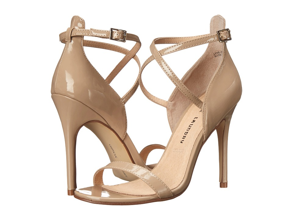 Chinese Laundry - Lavelle (Nude Patent) High Heels