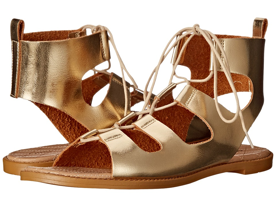Chinese Laundry - Guess Who (Gold Dazzle) Women's Shoes