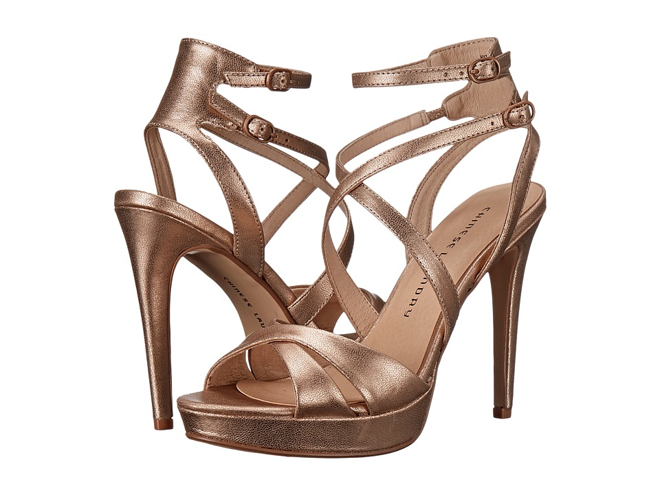 Chinese Laundry - Highlight (Rose Gold Metallic) High Heels