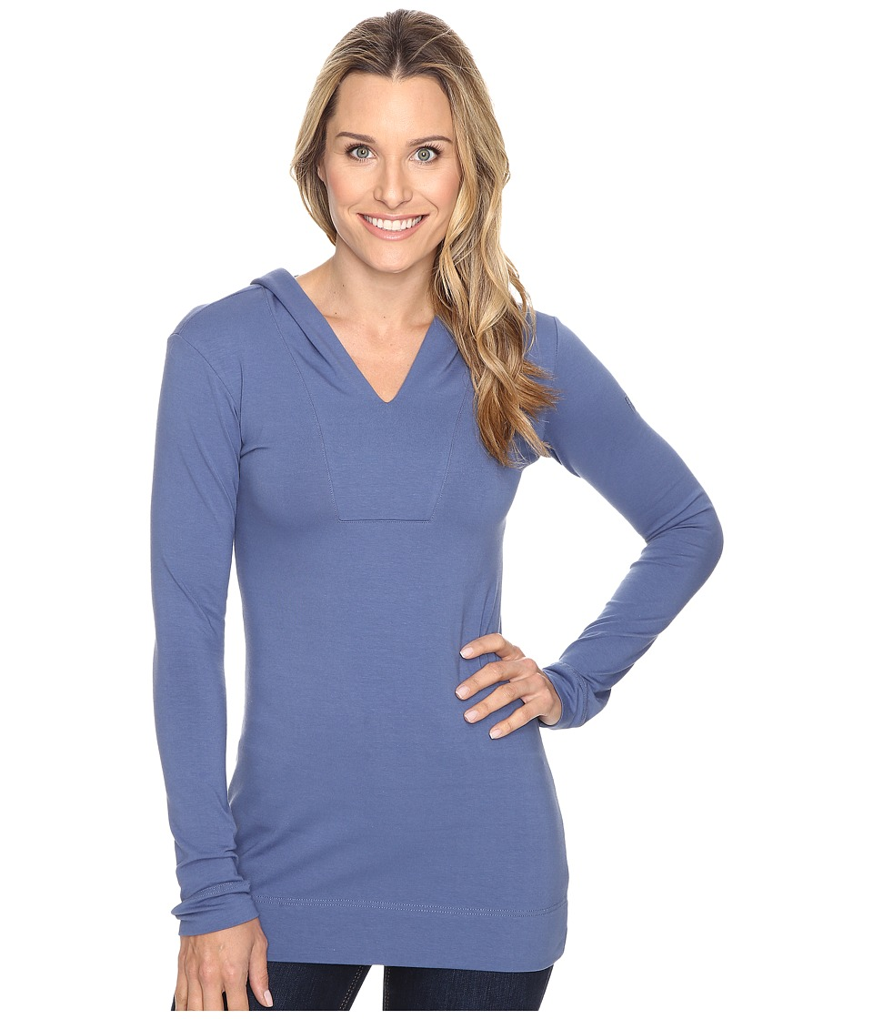 FIG Clothing - Napoli Tunic (Celeste) Women's Clothing