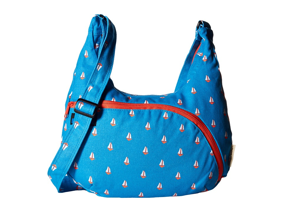 KAVU - Sydney Satchel (Sail Boats) Satchel Handbags