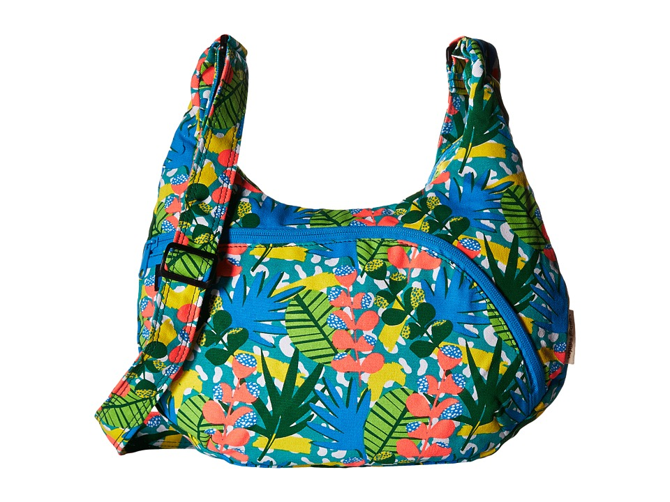 KAVU - Sydney Satchel (Tropic Jungle) Satchel Handbags