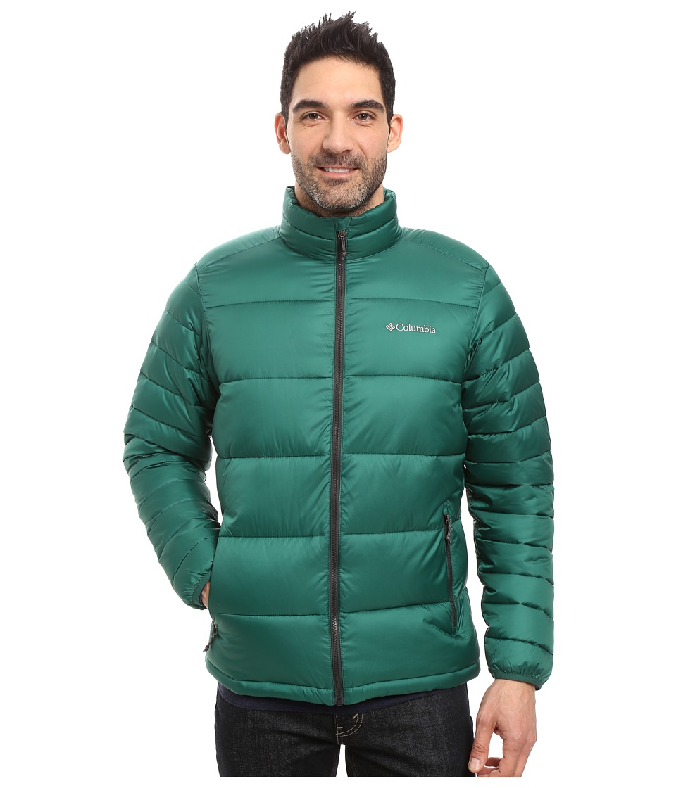 Columbia - Frost Fighter Jacket (Wildwood Green) Men's Coat