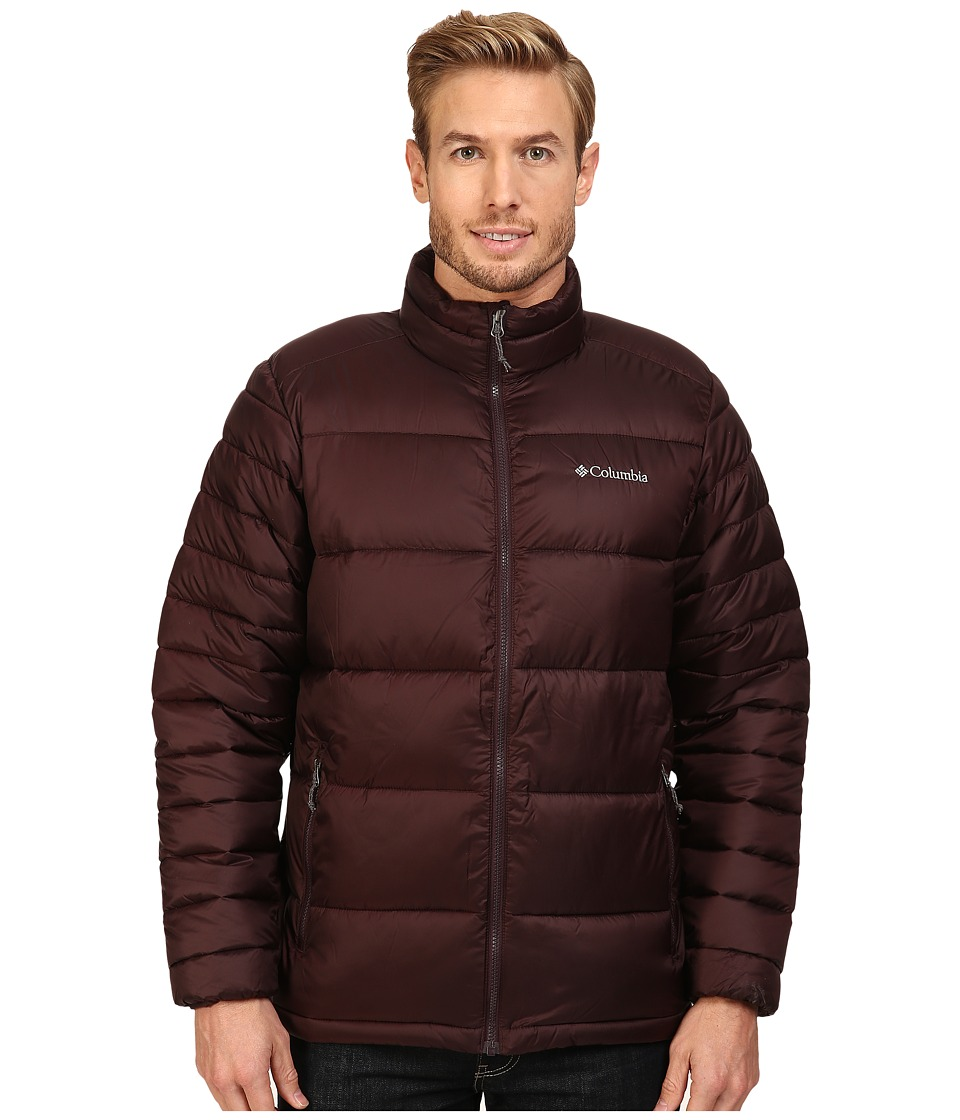 Columbia - Frost Fighter Jacket (New Cinder) Men's Coat