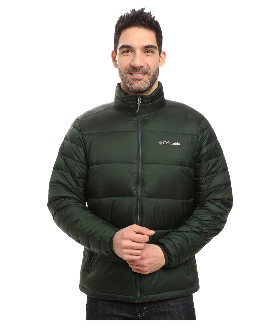 Columbia - Frost Fighter Jacket (Deep Woods) Men's Coat