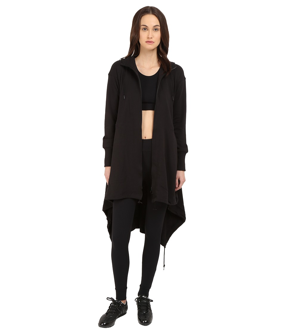 adidas Y-3 by Yohji Yamamoto - Summer Cover-Up (Black) Women's Clothing
