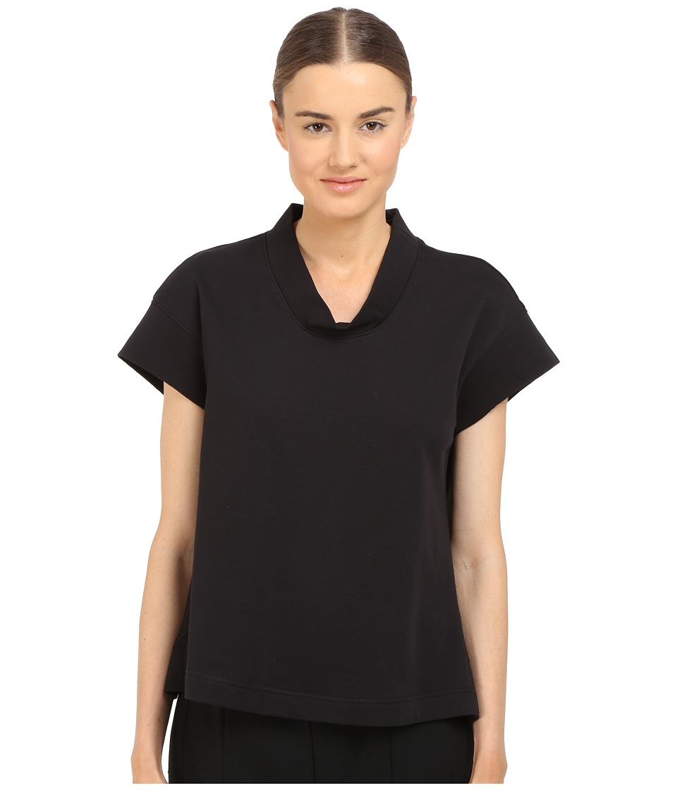 adidas Y-3 by Yohji Yamamoto - Summer Top (Black) Women's Clothing
