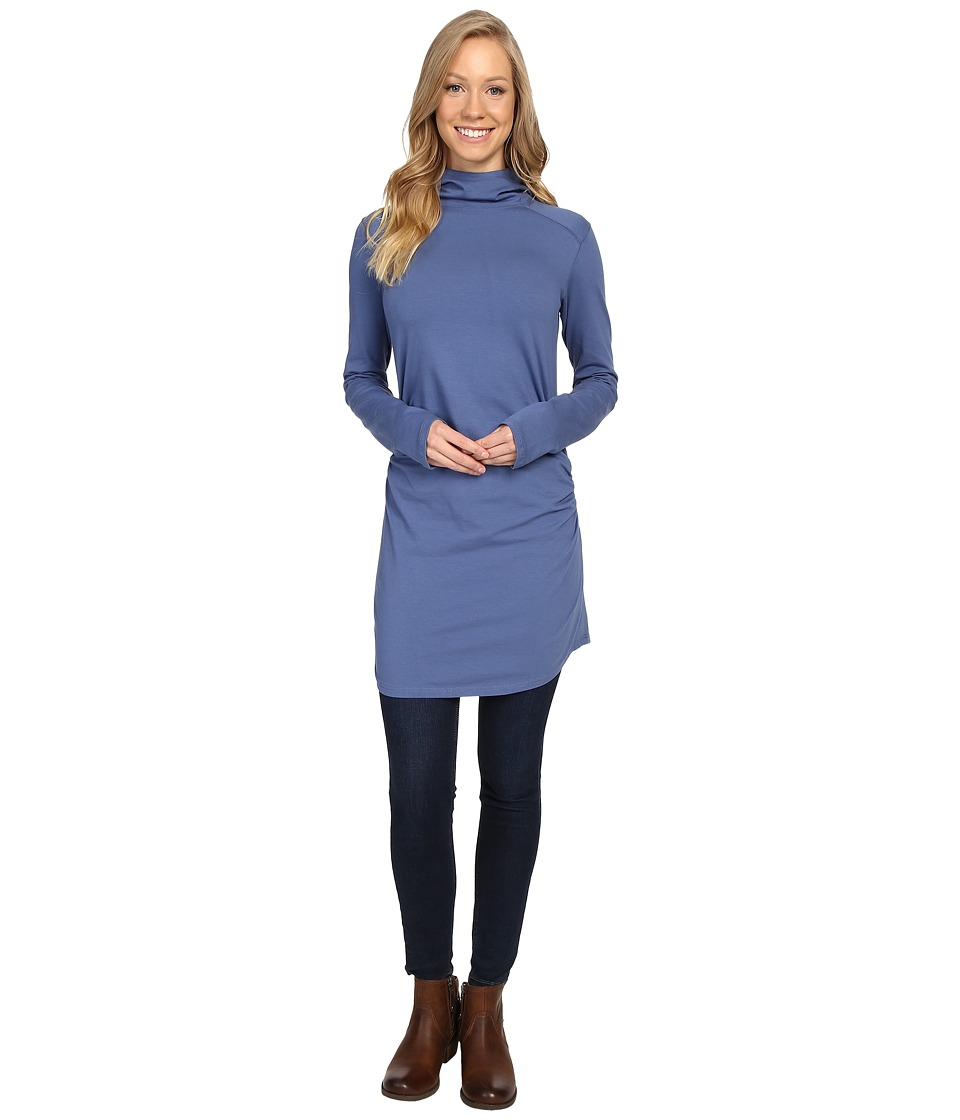 FIG Clothing - Winona Tunic (Celeste) Women's Dress