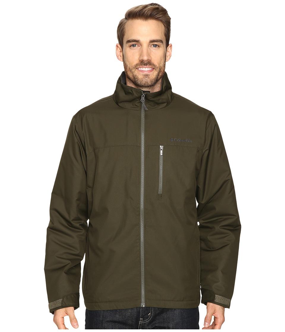 Columbia - Utilizer Jacket (Peatmoss) Men's Coat