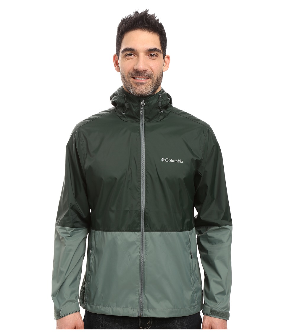 Columbia - Roan Mountain Jacket (Deep Woods/Pond) Men's Coat