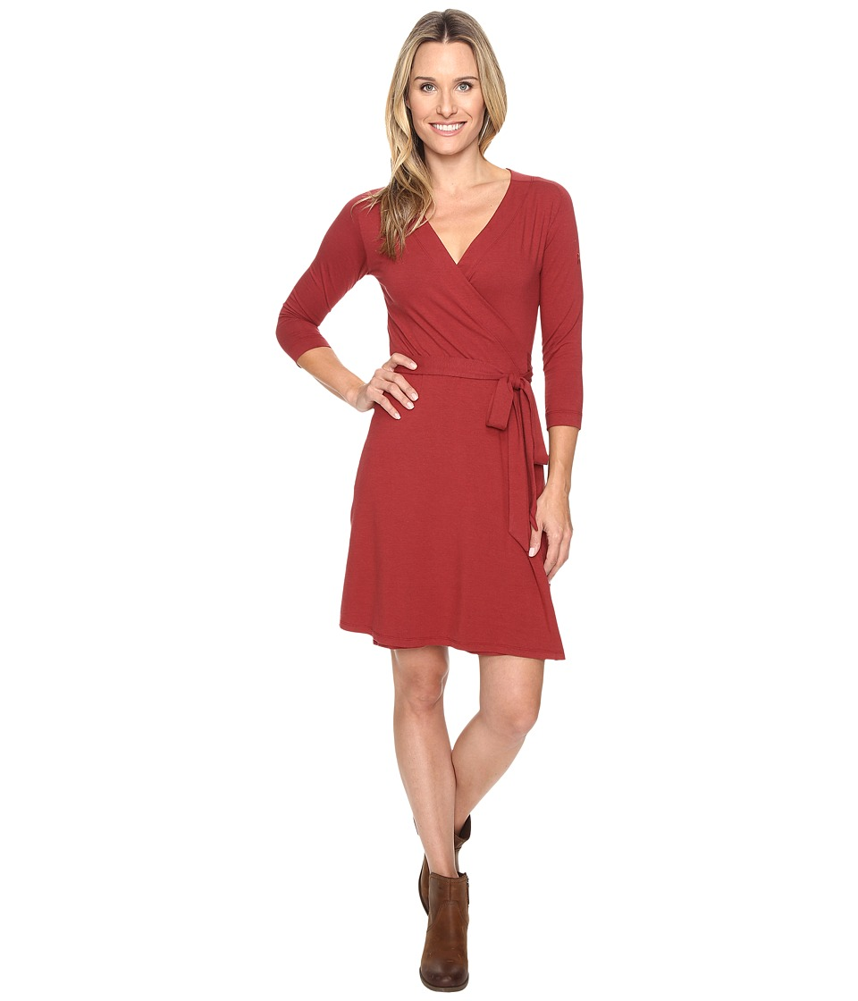 FIG Clothing - Amo Dress (Auburn) Women's Dress