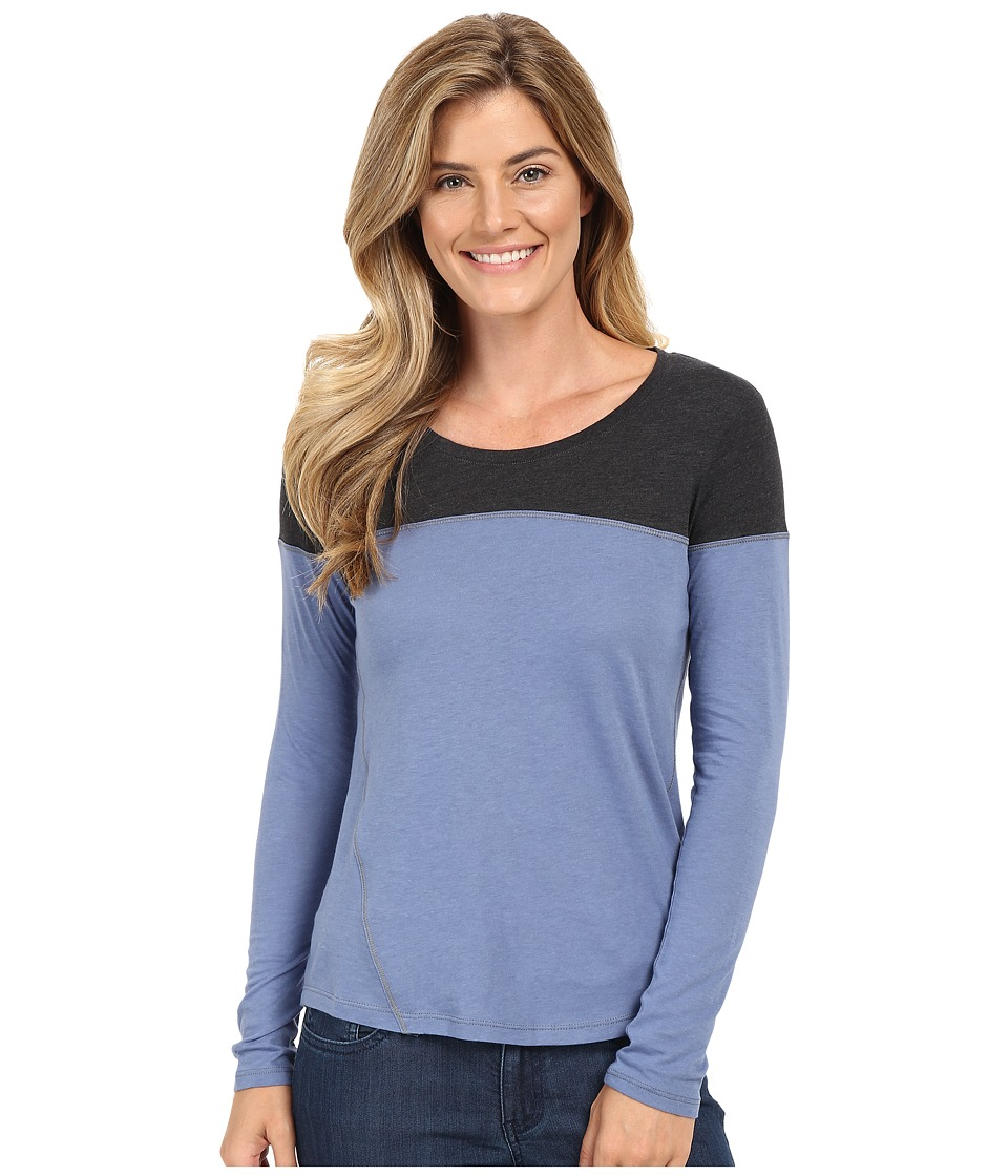 Columbia - Everything She Needs II Long Sleeve (Bluebell) Women's Clothing