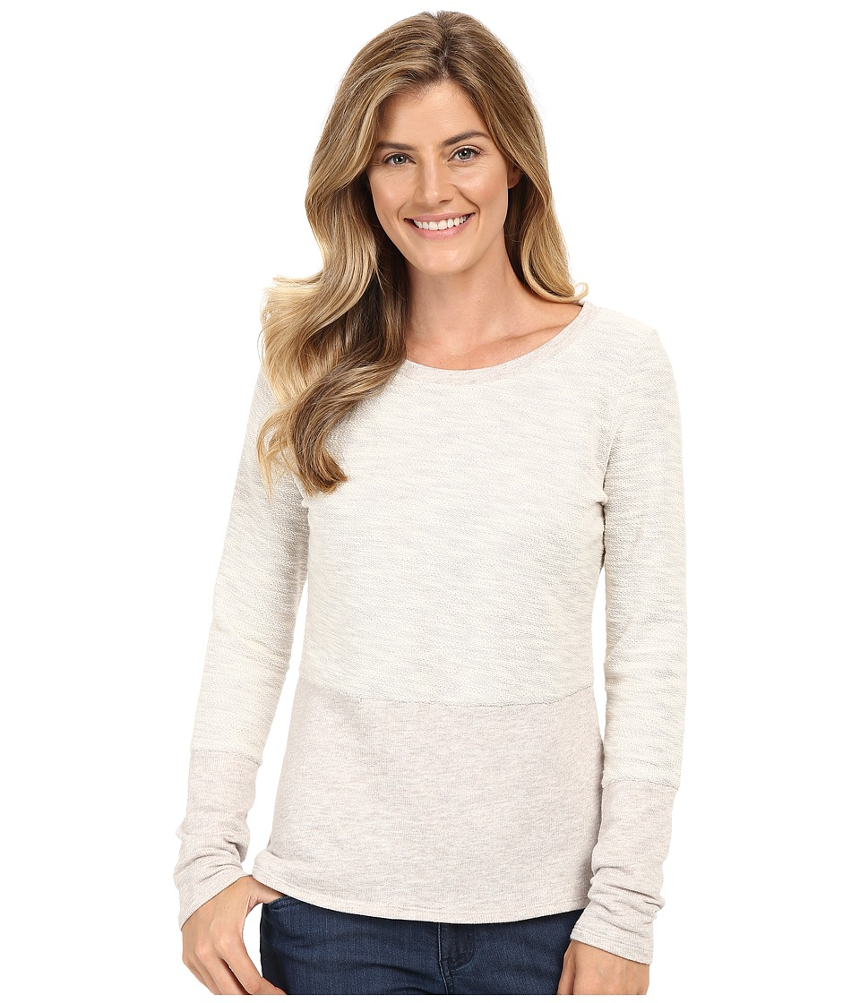 Columbia - Cape Escape Long Sleeve (Chalk) Women's Clothing