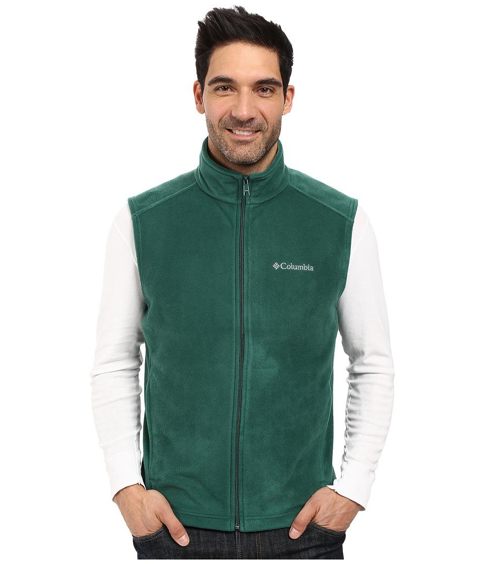 Columbia - Steens Mountain Vest (Wildwood Green) Men's Vest