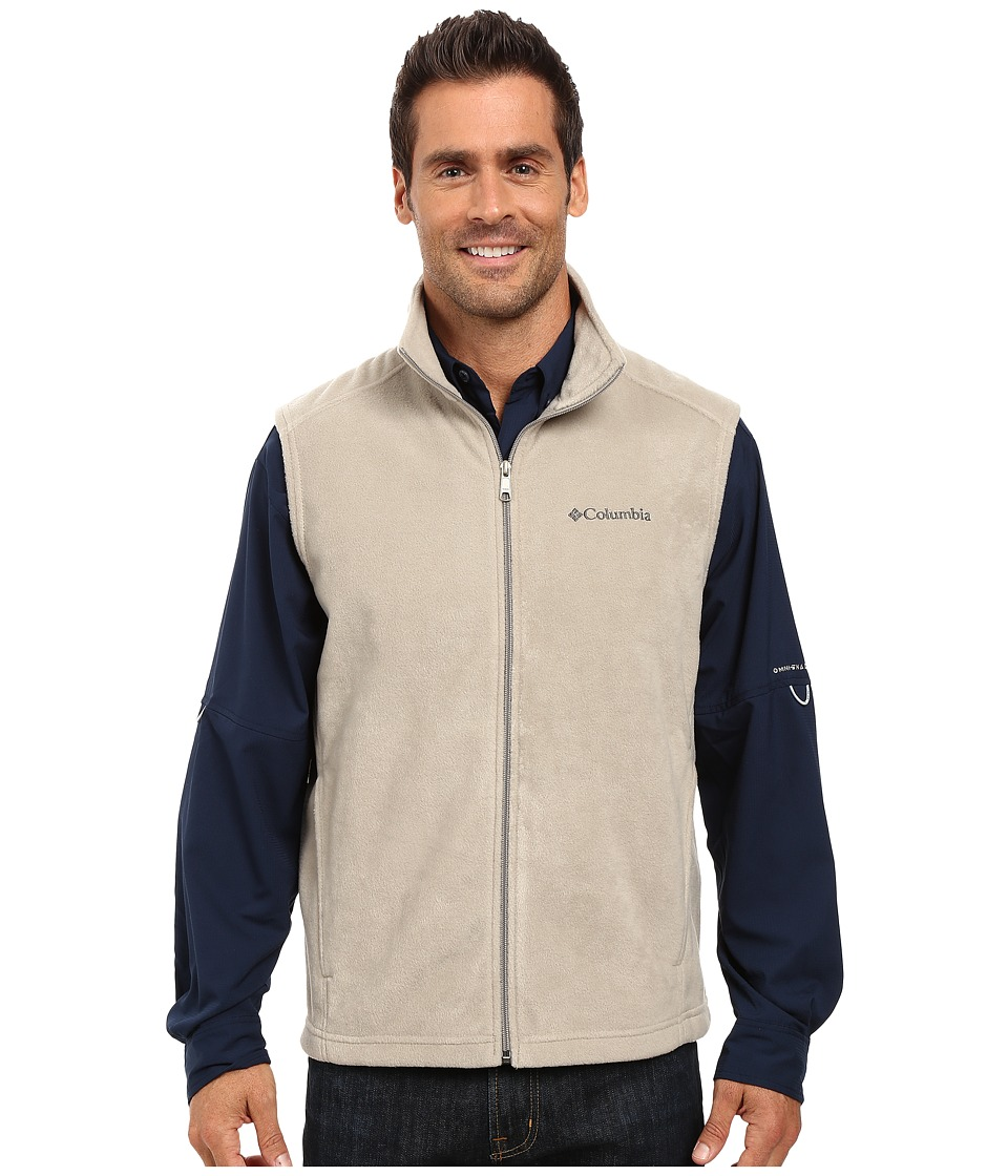 Columbia - Steens Mountain Vest (Tusk) Men's Vest