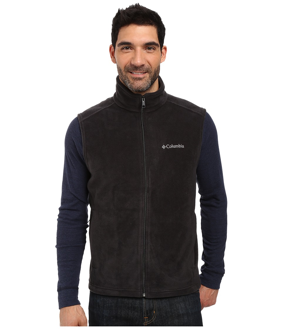 Columbia - Steens Mountain Vest (Black) Men's Vest