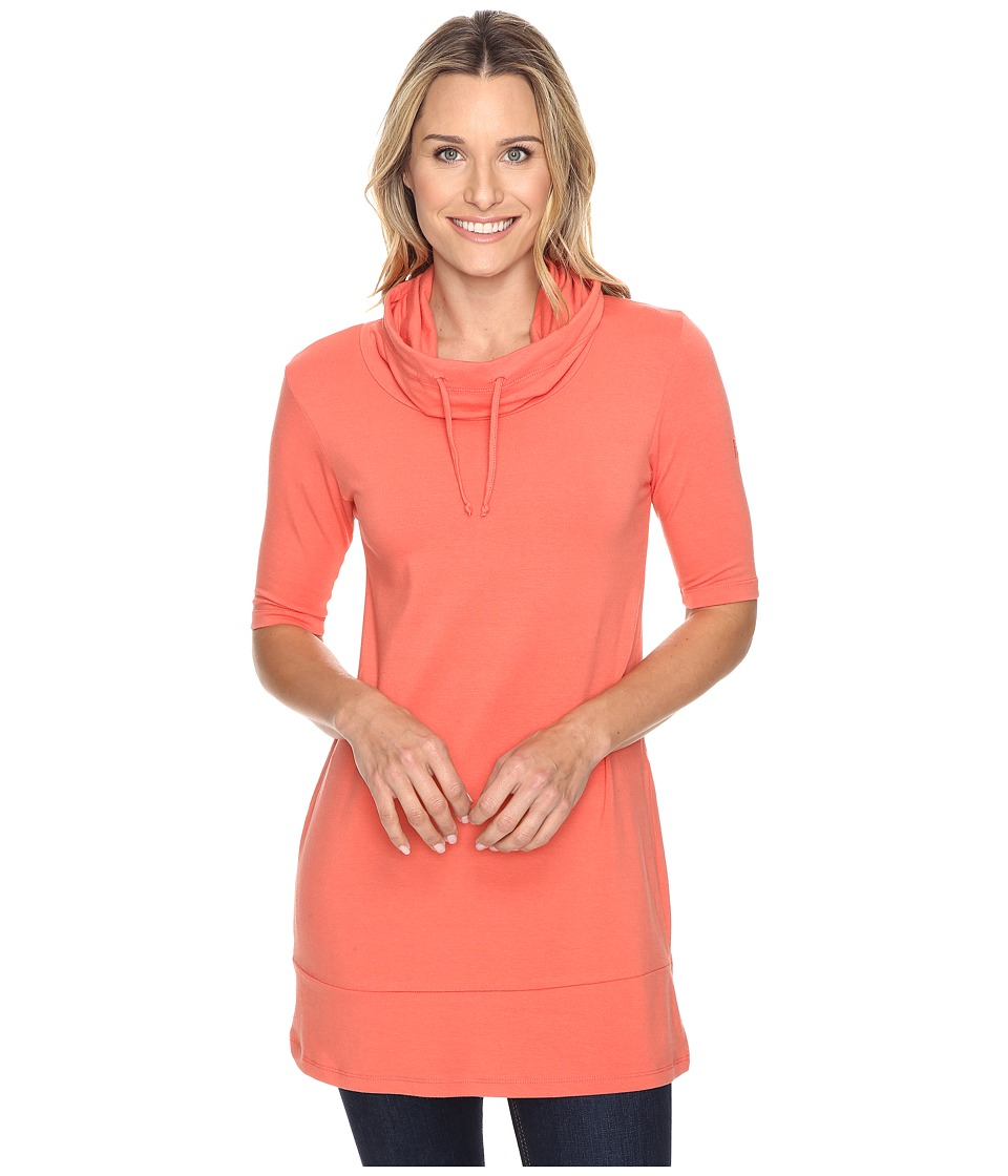 FIG Clothing - Hic Tunic (Pomelo) Women's Blouse