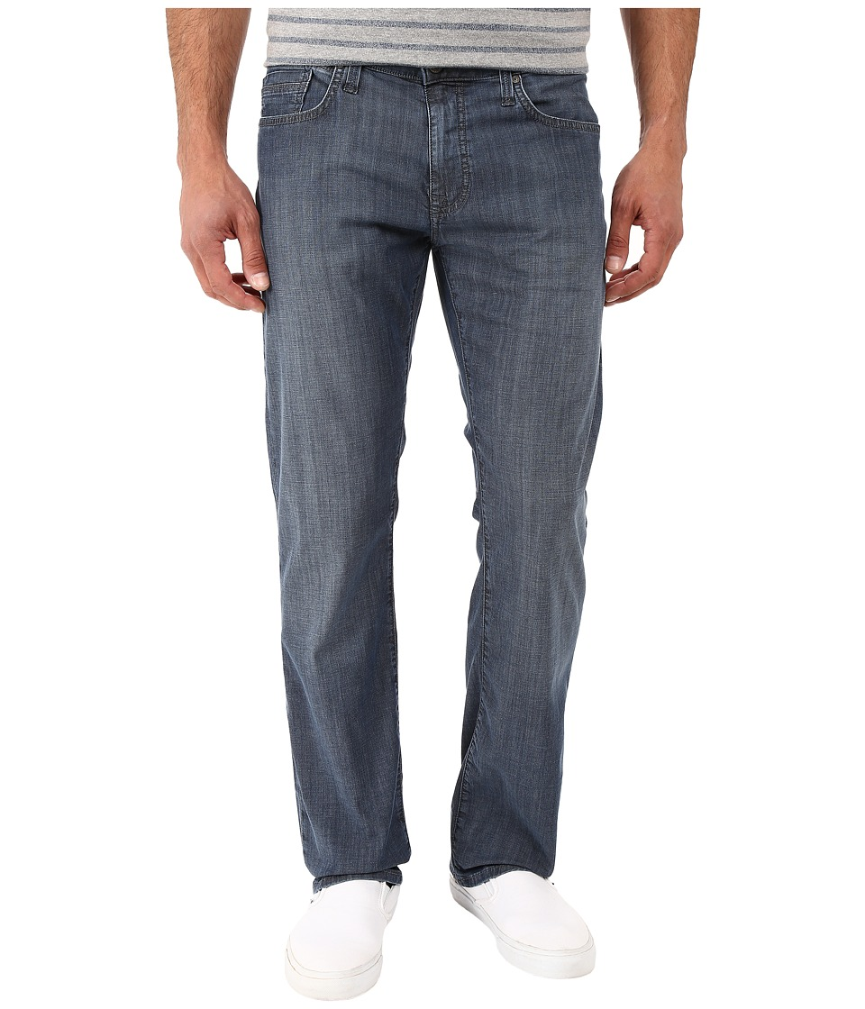 Mavi Jeans - Zach Classic Straight Fit in Dark Chambray (Dark Chambray) Men's Jeans