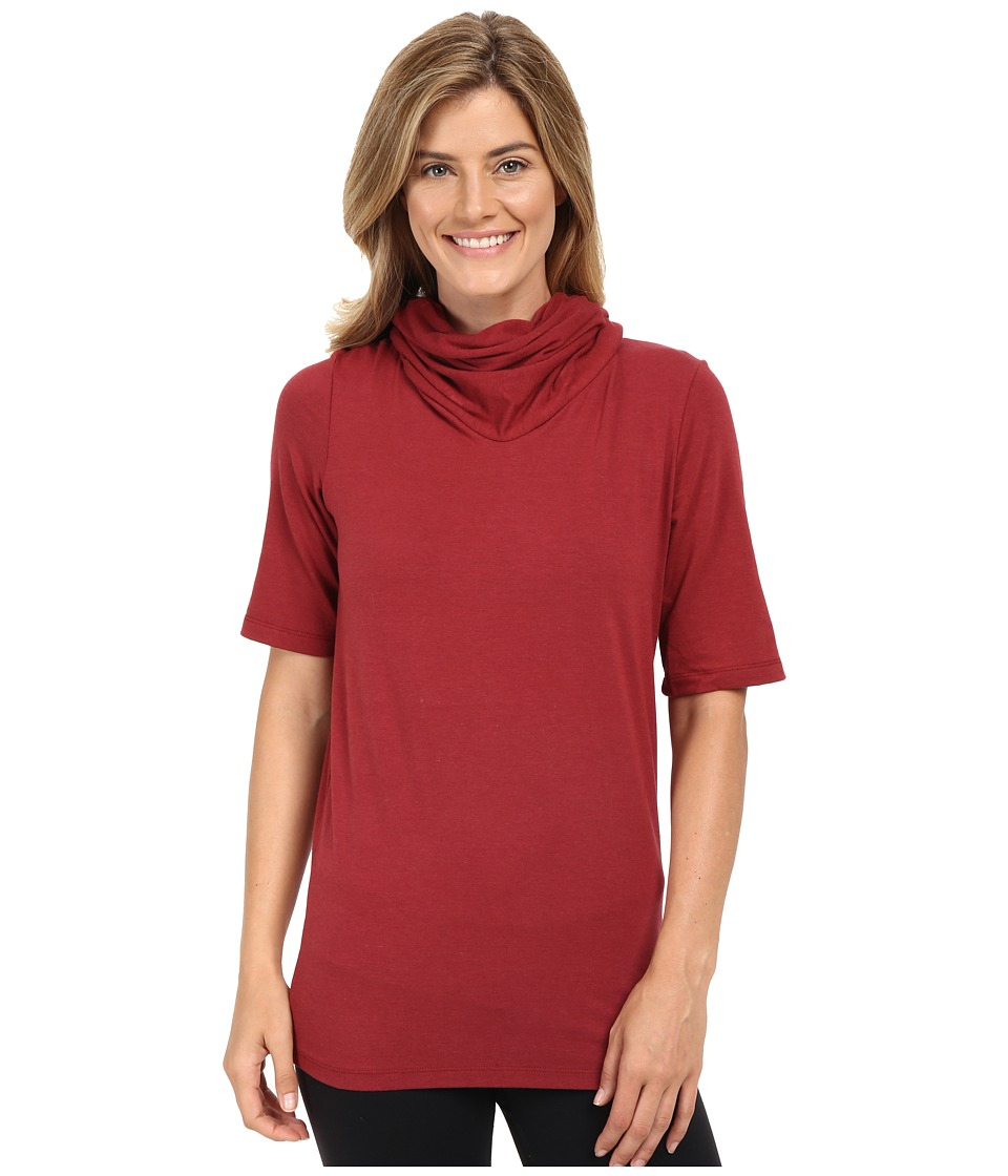 FIG Clothing - Dor Top (Auburn) Women's Clothing