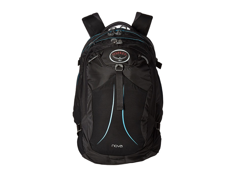 Osprey - Nova (Black 1) Backpack Bags